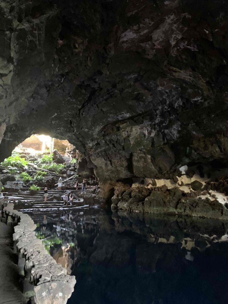 Jameo del Agua Eingangsbereich