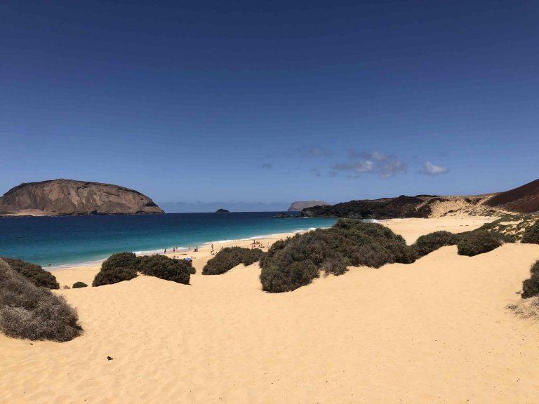 Playas de las Conchas