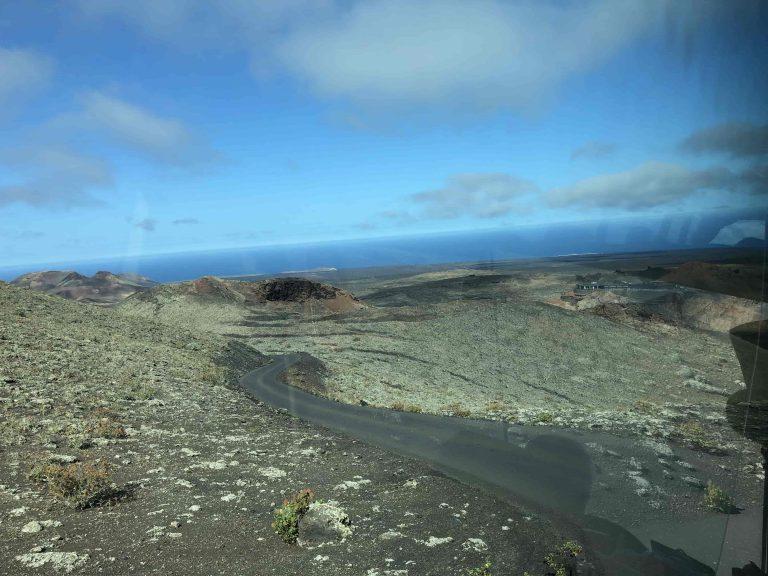Timanfaya Vulkanlandschaft