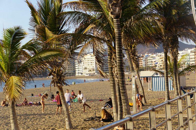 Vorne Beachlife und nach hinten Citylife