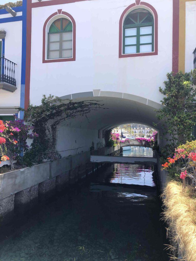 Puerto de Mogan oder das Vendig von Gran Canaria